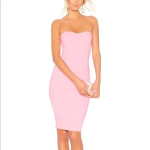 Likely Laurens Dress in Sachet Pink size 6
